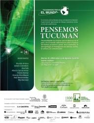 Invitación Pensemos Tucumán